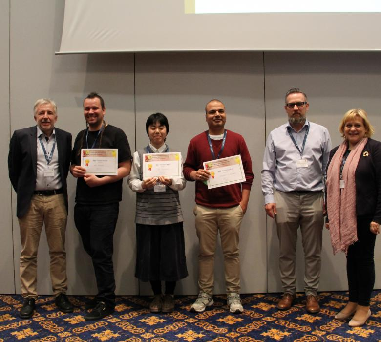 ISO Food symposium Poster awards